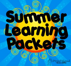 summer-learning-packets