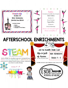APA Enrichments Flyer