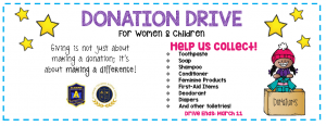 Donation for Women and Children